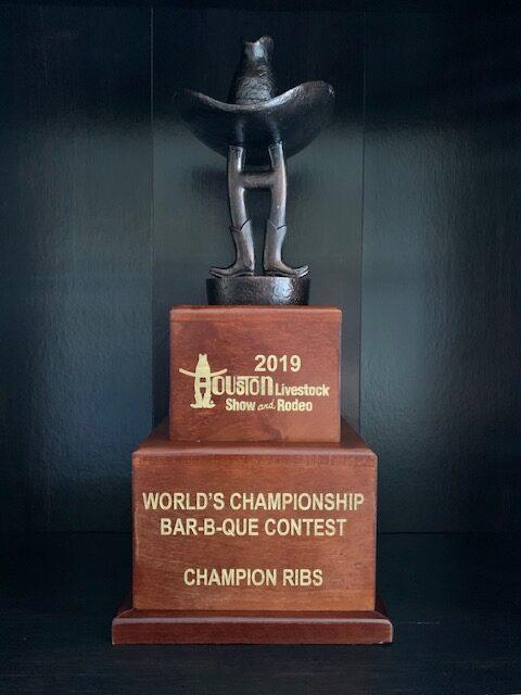Ribs Trophy